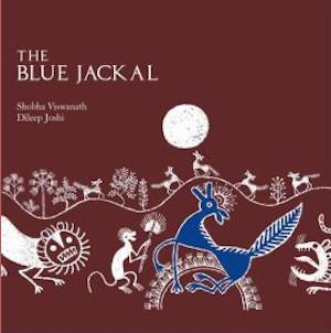 """""""El chacal azul"""": una obra perfecta para acercar a tus hijos el gusto por la estética de las ilustraciones"""