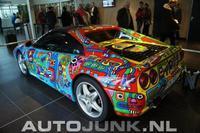 Dolorpasión™ de colores: Ferrari F355 GTS Art Car