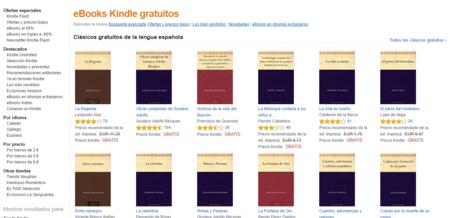 Amazon Es Ebooks Kindle Gratis Tienda Kindle
