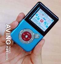MobiBlu DHH-200, otro MP3