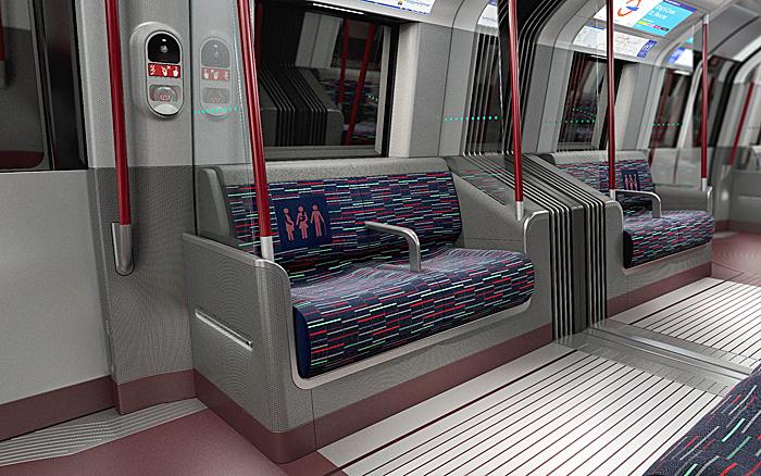 Foto de Metro de lOndres nuevo (5/9)