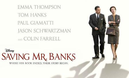 'Al encuentro de Mr. Banks', la magia del cine