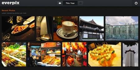 Everpix: agrupa todas tus fotos en la nube y accede a ellas cómodamente