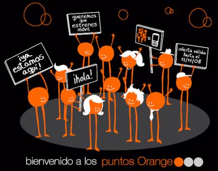 Orange lanza su nuevo Programa de Puntos