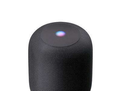 La primera actualización de software de HomePod ya está disponible