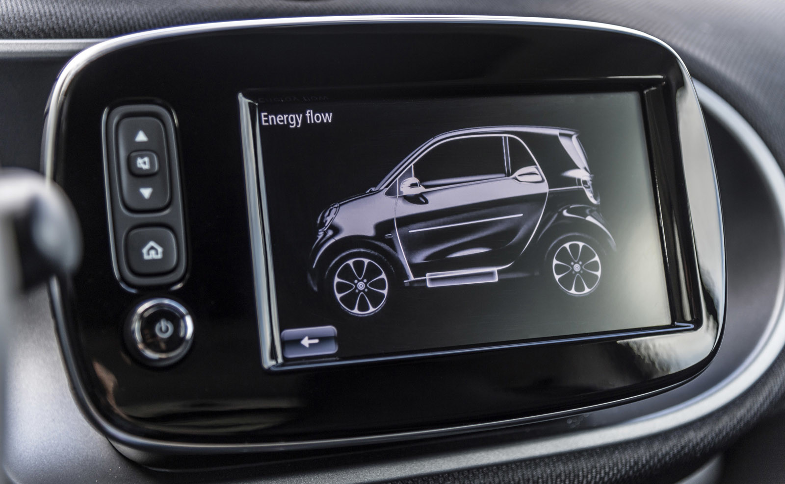 Foto de smart fortwo Electric Drive, toma de contacto (70/313)