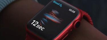 Apple Watch Series 6: el smartwatch de Apple se renueva con sensor Sp02 y un 20% más de potencia