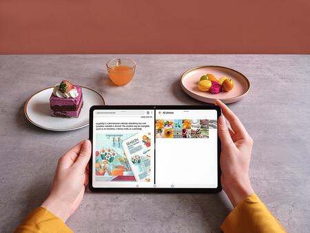 Huawei MatePad 10.4 New Edition: más potencia y WiFi 6 en una tablet renovada que busca lucir el ecosistema de Huawei