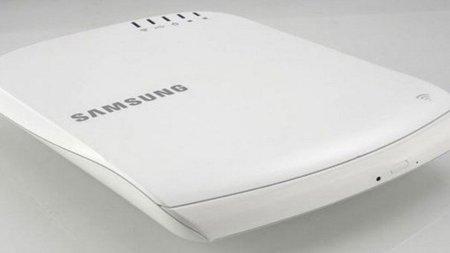 Samsung SE-208BW, un interesante grabador de DVD externo que amplía la cobertura de nuestra red WiFi