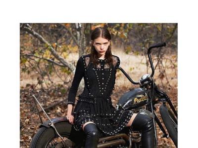 El estilo bondage viste a Givenchy para la Primavera-Verano 2015