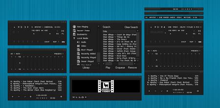 Internet Archive abraza Winamp como reproductor web, y rescatan más de 5.000 skins para que no mueran en el olvido