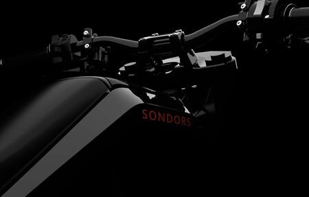 Sondors Moto Electrica Teaser 1