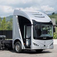 El próximo competidor de Tesla en camiones eléctricos será vasco: Irizar presenta su IE Truck para empresas