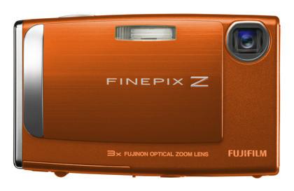 Fujifilm FinePix Z10fd, de colores