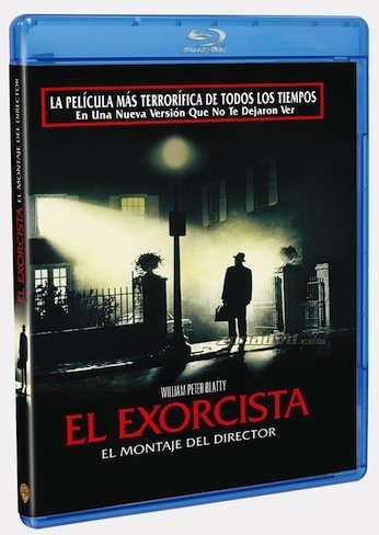 el exorcista blu-ray
