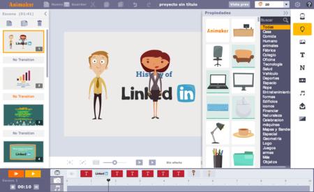Doce Herramientas Y Servicios Online Para Crear Animaciones