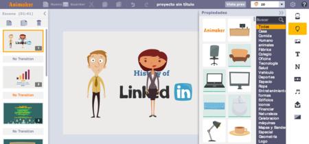 Doce herramientas y servicios online para crear animaciones sin conocimientos avanzados