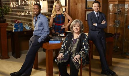 'Harry's Law', una comedia legal con Kathy Bates