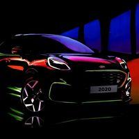 El Ford Puma ST se deja ver tímidamente: la versión deportiva del SUV compacto podría tener 200 CV y está al caer
