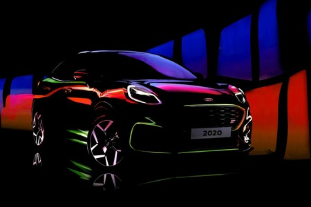 Ford Puma St 2020