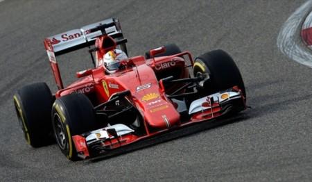 Sebastian Vettel F1 Gp China