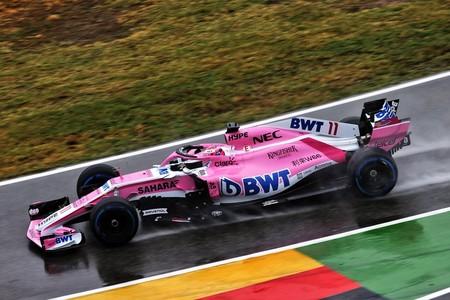Perez Alemania F1 2018