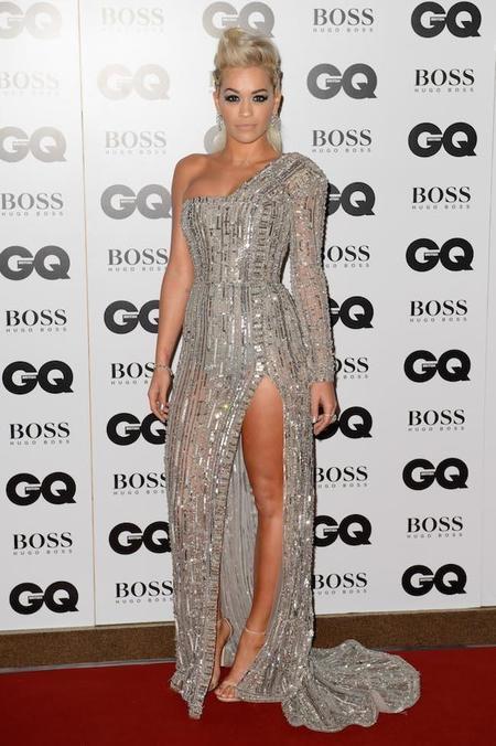 Los looks de las famosas en los Premios GQ británicos a examen