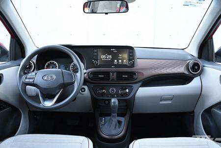 Hyundai Grand I10 Sedan 2021 Opiniones Prueba Mexico 12