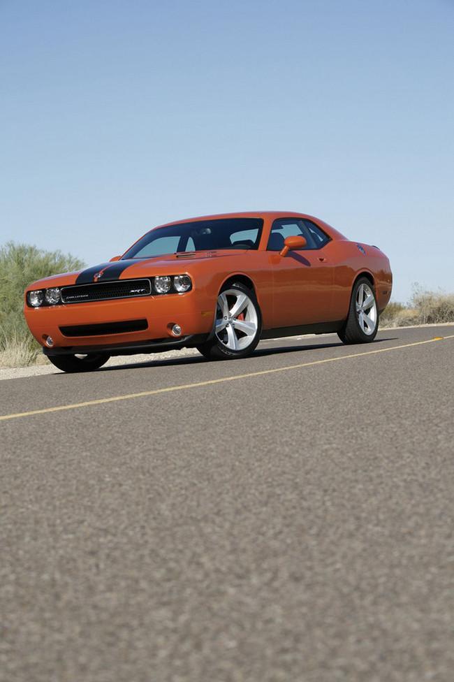 Foto de Dodge Challenger SRT8 (40/103)