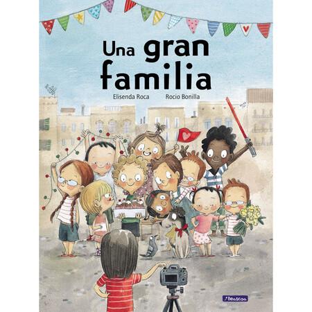 Una Gran Familia Cuento