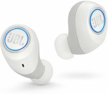 Oferta de Amazon en los auriculares inalámbricos JBL Free X en color blanco: ahora pueden ser nuestros por  89,09 euros