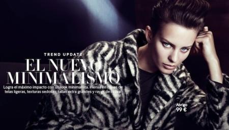 Abrígate este invierno con la nueva colección de H&M (¿romperás el cerdito de los ahorros?)