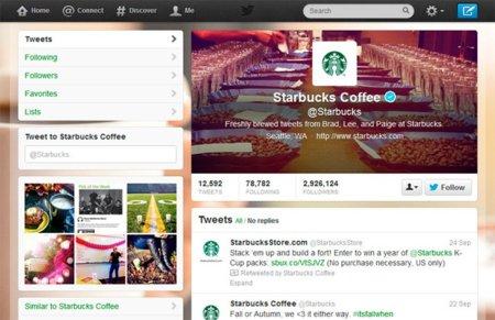 Las marcas aún no apuestan por el nuevo diseño de Twitter