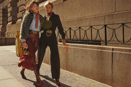 Zara Fall Winter Campaign 06