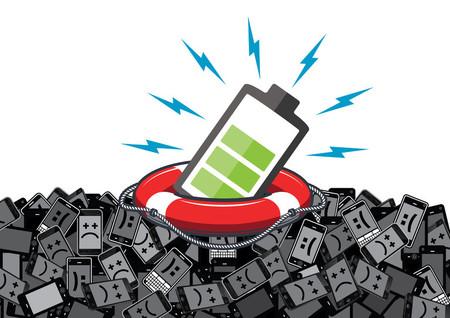 Olvídate del cargador, optimiza la batería de tu smartphone para que dure todo el día