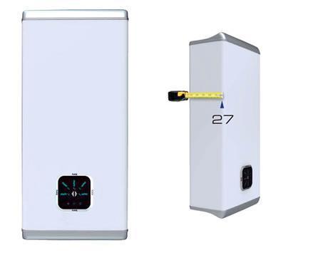 Termo eléctrico Fleck Duo fondo
