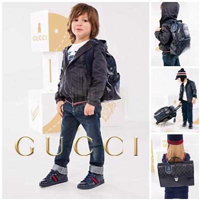 Foto de Especial moda infantil: Ralph Lauren y Gucci, estilo de adultos adaptado a los más pequeños (14/19)