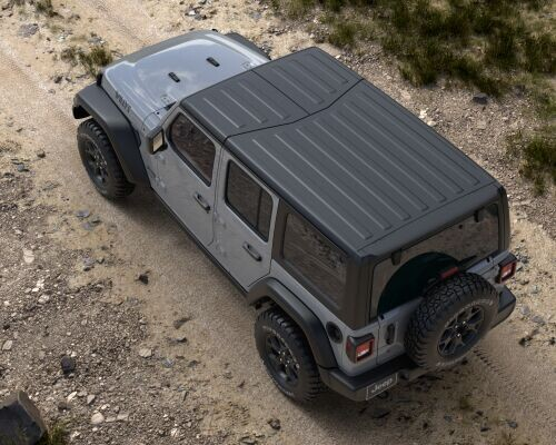 Foto de Jeep Wrangler Edición Willys 2021 (2/6)