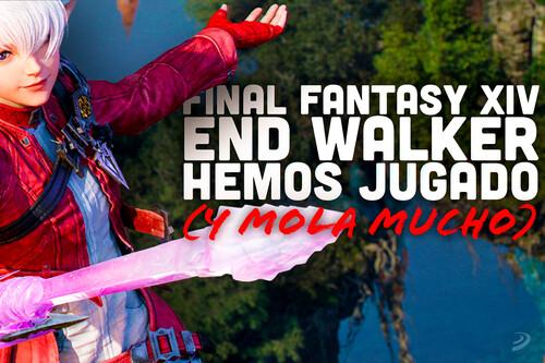 He probado Final Fantasy XIV: Endwalker y tengo claro que es el broche de oro que la historia de Hydaelyn merece