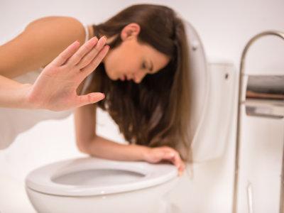 Cuando las náuseas te afectan tanto que pides que te den una pastilla por favor