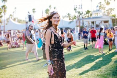 ¡Pillados! Los mejores peinados vistos en Coachella