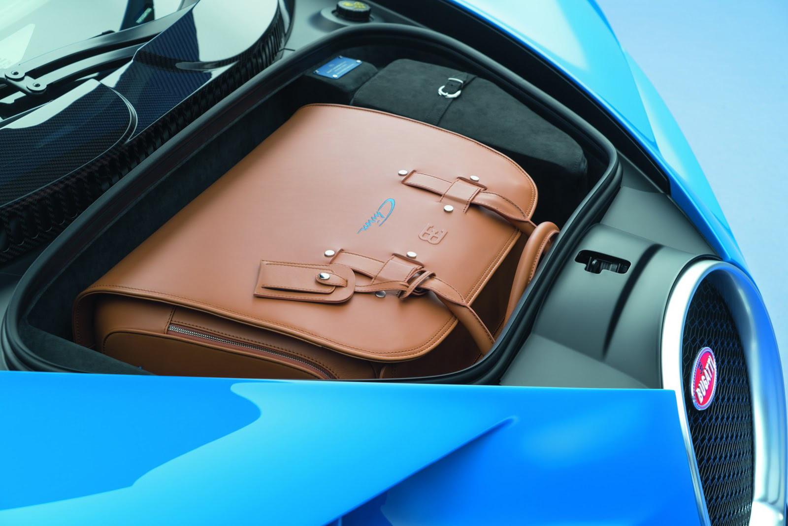 Foto de Bugatti Chiron (30/60)