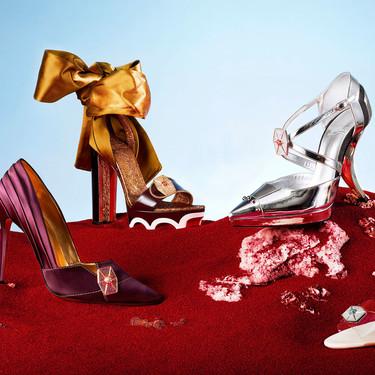 Christian Louboutin ha creado esta rompedora colección de zapatos de Star Wars