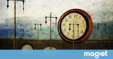 El motivo psicológico por el que siempre te parece que el tiempo pasa volando (o que no avanza)
