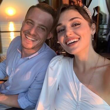 Kerem Bürsin desvela cuáles fueron los primeros pasos en su relación con Hande Erçel ('Love is in the air')