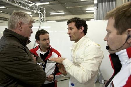 Mark Webber compartirá volante en el Porsche 919 hybrid con Timo Bernhard y Brendon Hartley