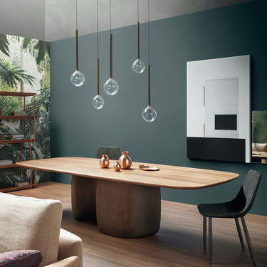 Tres propuestas de la mano de un reconocido estudio de diseño para combinar los colores en casa