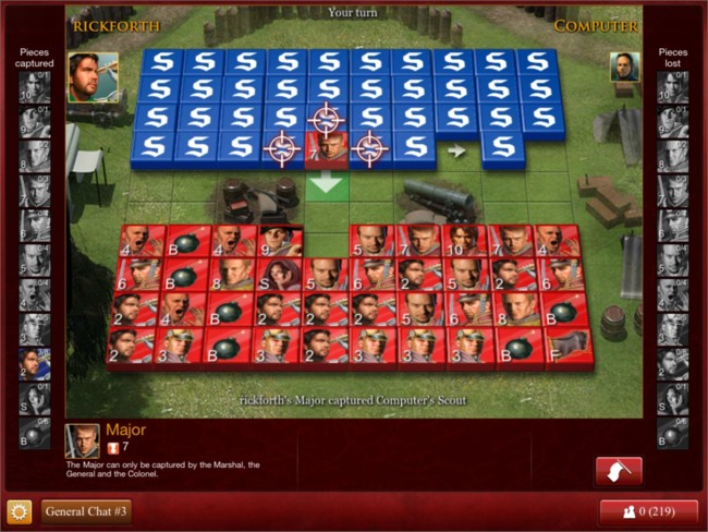 Stratego For Ipad