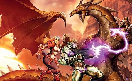 Análisis de Gunlord X, el digno heredero de Turrican para Neo Geo ahora es más asequible que nunca en Nintendo Switch