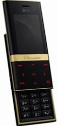 LG KE800 Gold Edition